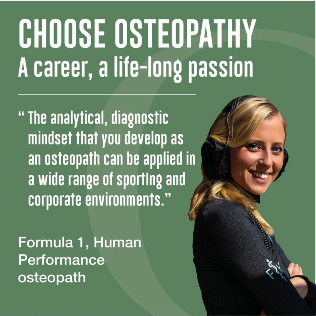 Choose Osteopathy quote